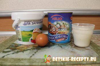 продукты для сырников с маком