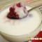 творожное желе с ягодами