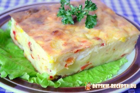 Рецепт домашних печений с формочками