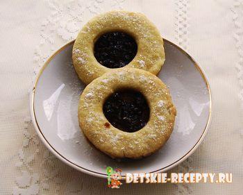 английское печенье Англси