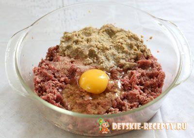 фарш для мясных зраз