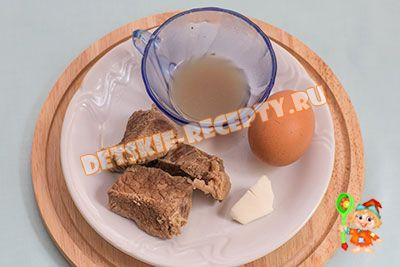 овощное-фруктовое суфле для ребенка 1 год рецепты