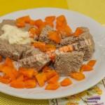 мясное суфле для детей