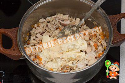 рецепт куриных грудок в сметане