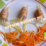 осьминожки рецепт