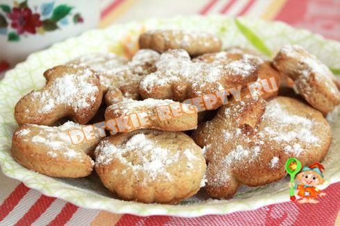 печенье из детской каши