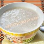 овсяный суп для ребенка 1 года
