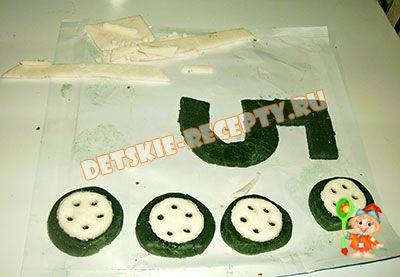 торт для мальчика фото рецепт