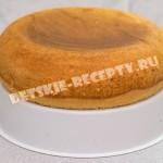 бисквит в мультиварке Поларис