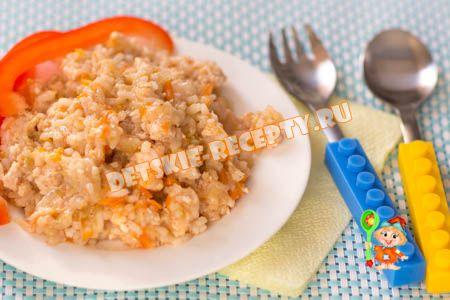 тушеная капуста в мультиварке с фаршем и рисом