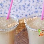 миндальный коктейль