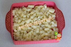 Картофель в силиконовой форме рецепты 33