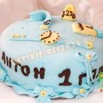 Бисквит для детского торта