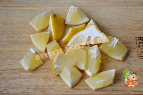 Лимон для домашнего лимонада