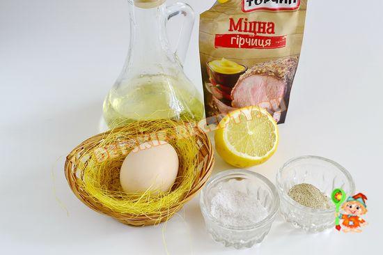 рецепт майонеза домашнего приготовления блендером