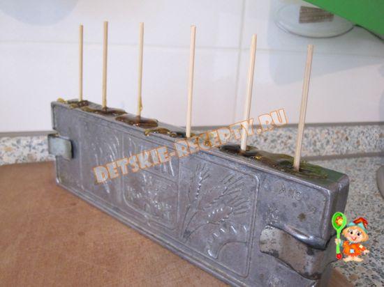 Как в домашних условиях сделать петушки леденцы