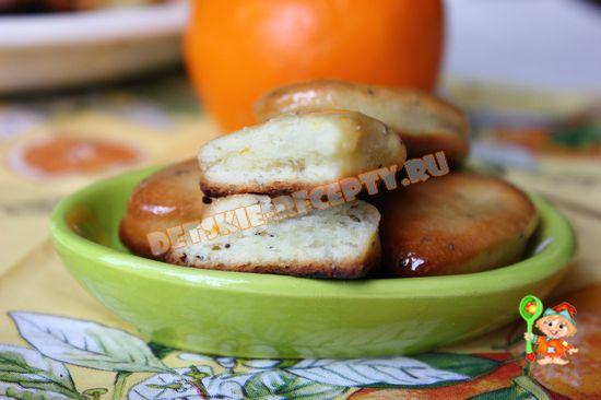 печенье на сметане и масле