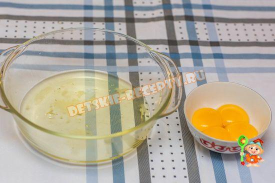 Крем для трубочек в вафельнице