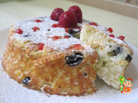 творожный десерт рецепт для детей