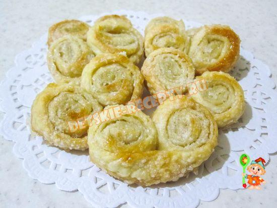 печенье с сахаром в духовке рецепт