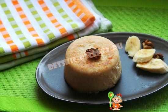 рецепт десерта из творога с бананом без выпечки