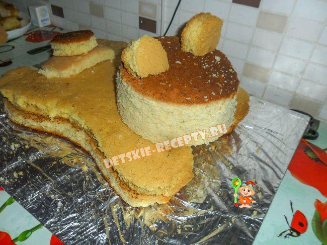 Рецепт тортов без выпечки с фото