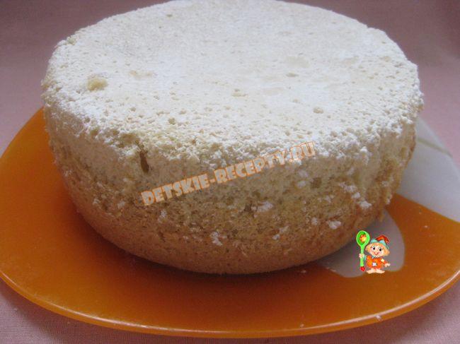 Торт простой в мультиварке рецепты с фото