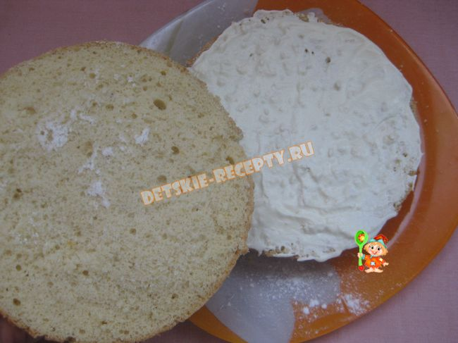 Рецепт торта в мультиварке с пошагово простой