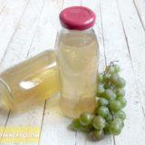 виноградный сок через соковыжималку