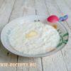рисовая каша с яблоками для детей
