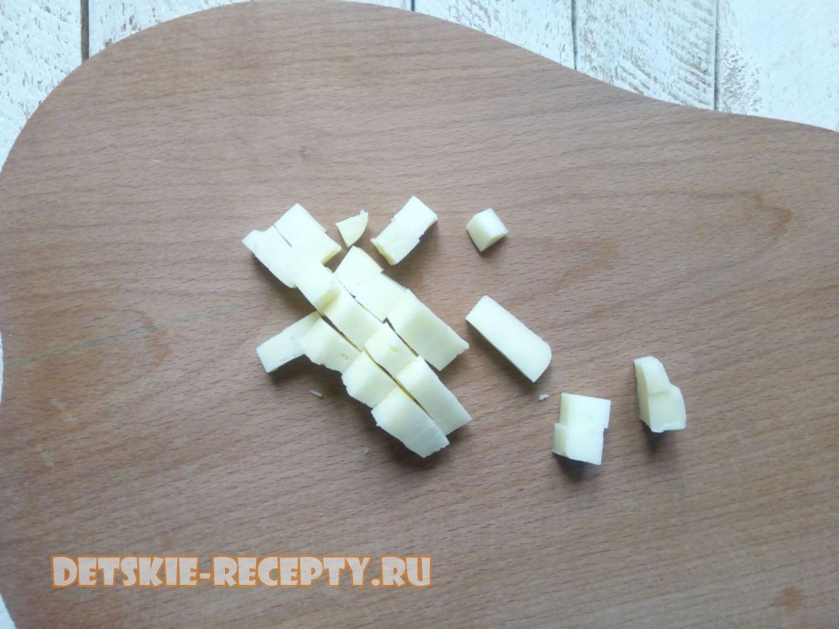 сыр для омлета