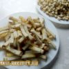 сухари из белого хлеба в домашних условиях