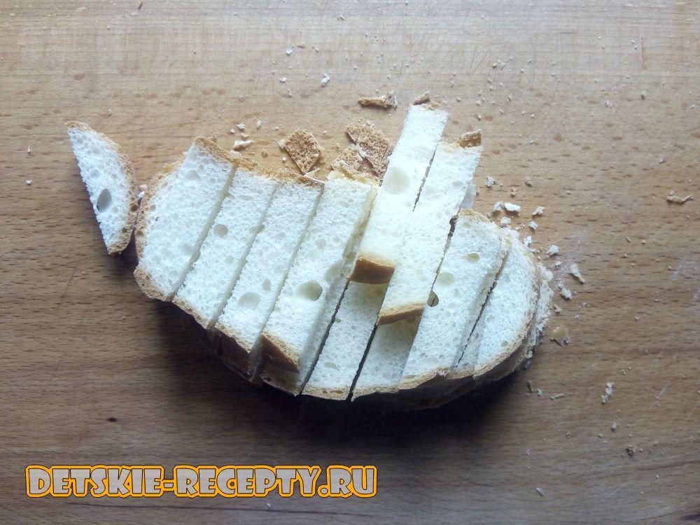 хлеб для сухарей